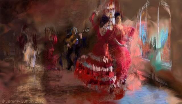 """""""Flamenco"""